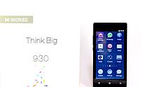 """Мобильный телефон 930 емкостный экран 5"""""""