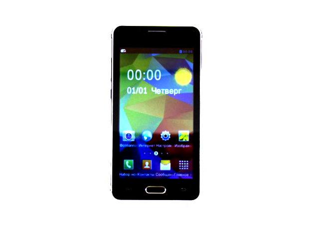 """Мобильный телефон NOTE4+ 4.7"""" Black емкостный экран - Free-Shipping в Одессе"""