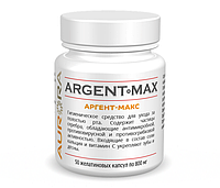 Аргент-Макс - частицы серебра, обладающие антимикробной,противовирусной и противогрибковой активностью.