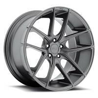 Niche Targa R19 W9.5 PCD5x112 ET35 DIA66.6 Gray