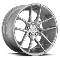 Niche Targa R19 W9.5 PCD5x112 ET35 DIA66.6 Silver