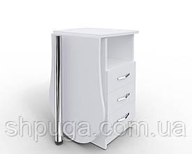 """Манікюрний стіл M100K зі складаним стільницею """"Естет компакт """""""