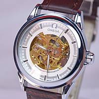 Мужские наручные часы с автоподзаводом (скелетоны)