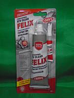Герметик прозрачный Felix 85г
