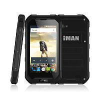 IMAN X5 Вводозащищенный смартфон ip67 1/8gb black(черный), фото 1