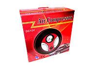 Бесплатная доставка на автомобильный Компрессор 260 PSI Стилизованый под колесо