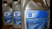 Автомобильное масло GM 5w30