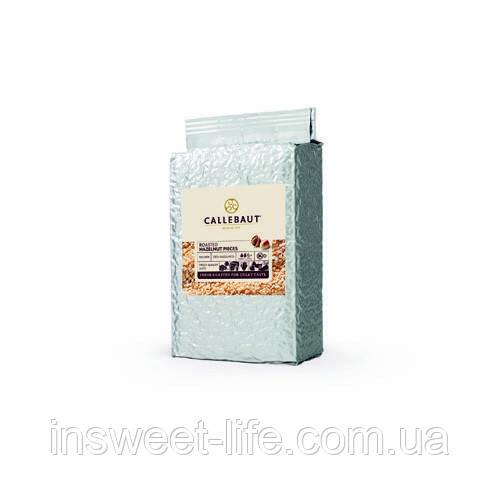Дробленный  поджаренный фундук 1кг/упаковка