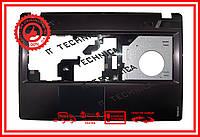 Крышка клавиатуры (топкейс) LENOVO Y580 Y585 Черный