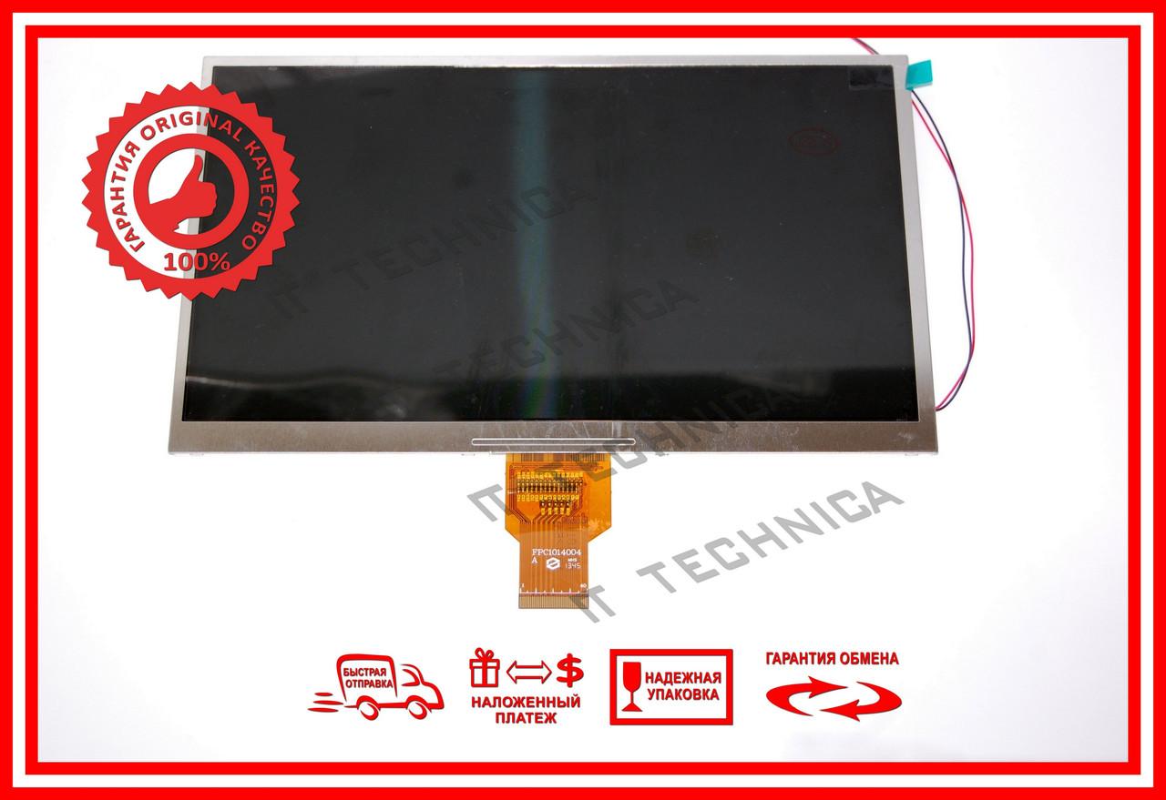 Матриця 234x143mm 40pin F0G-FC101BF03-40-V0