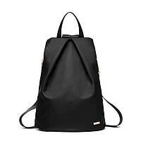 Городской рюкзак женский. Модные рюкзаки. Черный, синий и фиолетовый цвет.