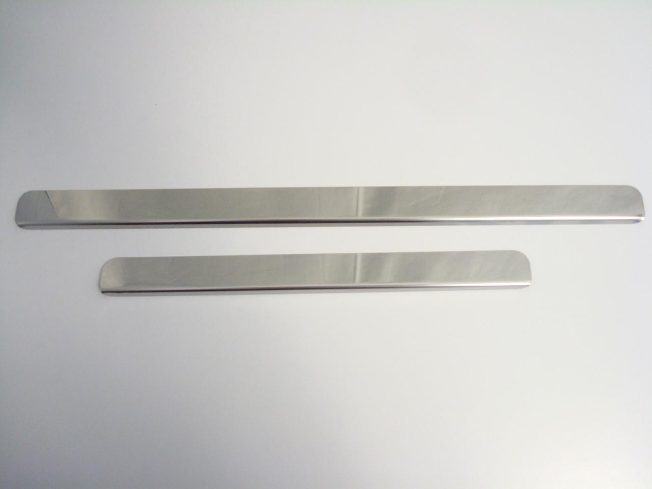 Хромовані накладки на пороги ВАЗ 2101-07