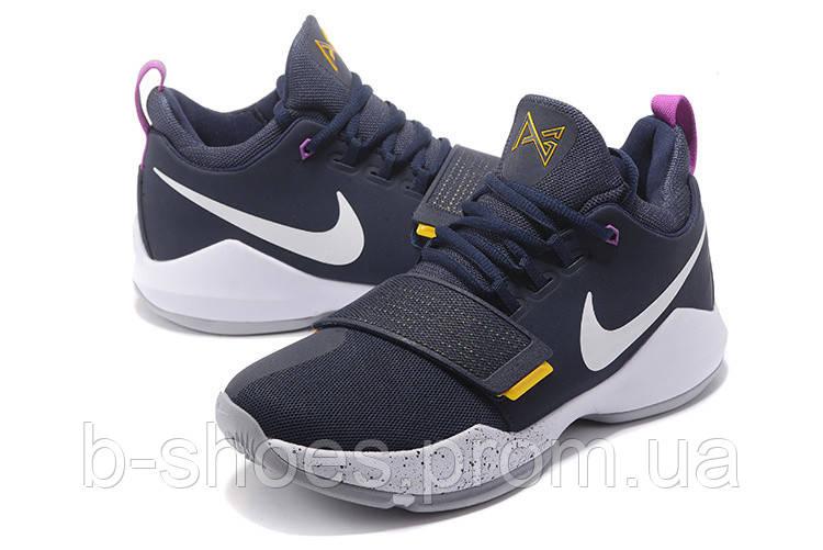 Мужские баскетбольные кроссовки Nike Zoom PG 1 (Ferocity)