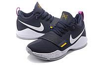 Мужские баскетбольные кроссовки Nike Zoom PG 1 (Ferocity), фото 1