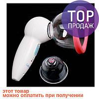 Вакуумный массажер для увеличения груди Celluless beauty  / прибор для массажа