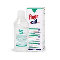 FLUOR-AID 0.05% (ФЛЕР-АЙД) ополаскиватель 500 мл