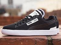 Мужские кроссовки UEG x Puma Court Star Black