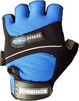 Велоперчатки Gel Pro FC - 1320 M, Синий