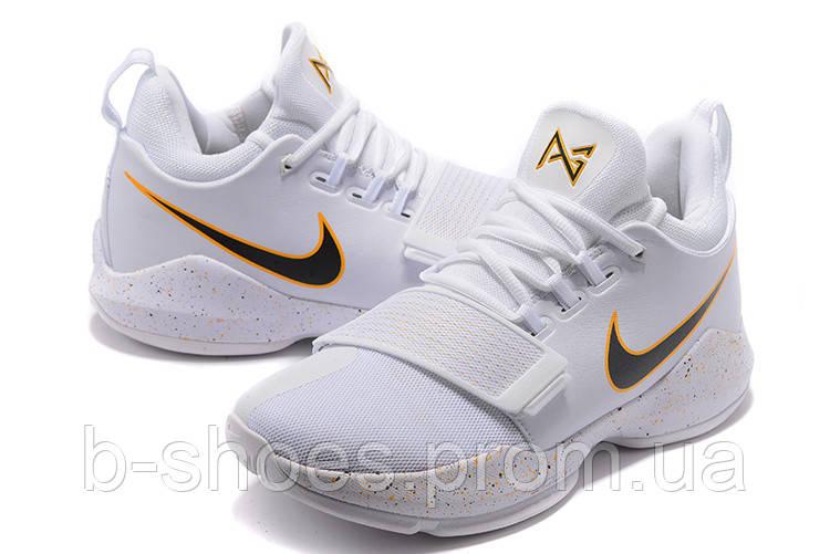 Мужские баскетбольные кроссовки Nike Zoom PG 1 (Home)