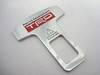 Заглушка в ремень безопасности TRD Тойота