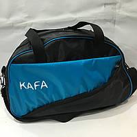 Спортивная сумка для фитнеса KAFA. Высокое качество. Прочная сумка для спортзала и поездок  оптом