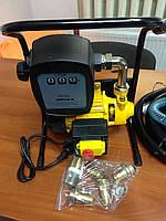 АЗС для заправки перекачки дт заправка с насосом 2200 WAT Geko Mini