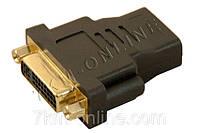 Переходник DVI (мама) - HDMI (мама) DL-1324