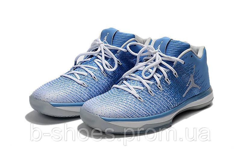 Мужские баскетбольные кроссовки  Air Jordan  31 Low (UNC)