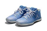 Мужские баскетбольные кроссовки  Air Jordan  31 Low (UNC) , фото 1