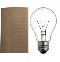 ИСКРА А50 (40 Вт) Лампа накаливания в упаковке манжет