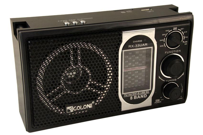 Радио приемник Golon RX-001UAR