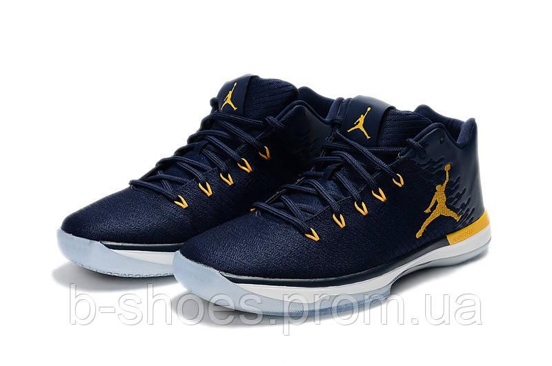 Мужские баскетбольные кроссовки  Air Jordan  31 Low (Michigan)