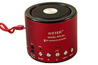 Бесплатная доставка Портативная Bluetooth колонка WSTER WS-Q9