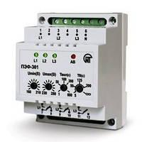 Электронный переключатель фаз, ПЭФ-301
