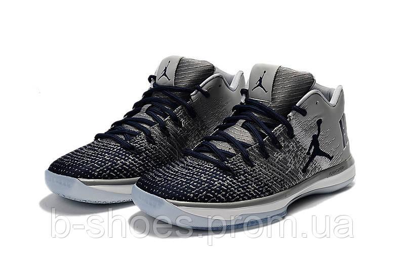 Мужские баскетбольные кроссовки  Air Jordan  31 Low (Georgetown)
