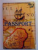 Обложка на паспорт Карта 1143+ Хохол Украина