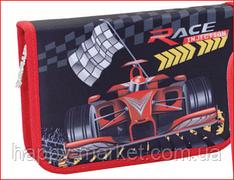 Пенал твердый Smart Red Race 1 отд. и 1 отвор. 531336