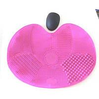 Коврик для мытья кистей для макияжа Spa Brush Cleaning Mat, фото 1