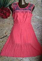 Платье Монро 202 корал 42-46р