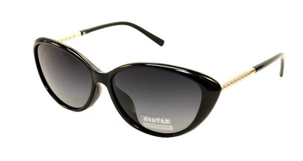 Красивые солнцезащитные очки для подростка лисички Avatar Polaroid