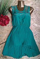 Платье Монро 202 изумруд 42-46р