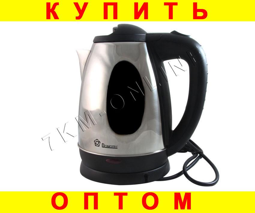 Дисковый Электро чайник Domotec DT802