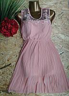 Платье Монро 202 пудра 42-46р