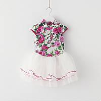 Праздничное платье для девочки.