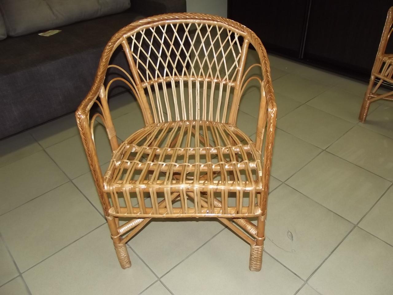 Крісло Плетенное.