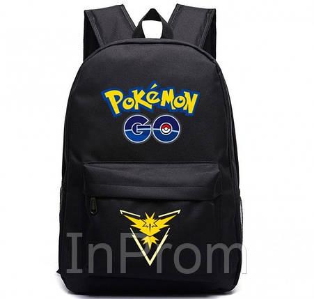 Рюкзак Pokemon Go Yellow, фото 2
