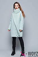 Зимнее пальто женское пальто 46 и 48 размера