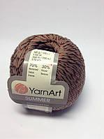 Пряжа summer YarnArt (хлопок с вискозой)