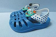 Детские сандалии Ipanema (81948-23181) голубые код 0551А