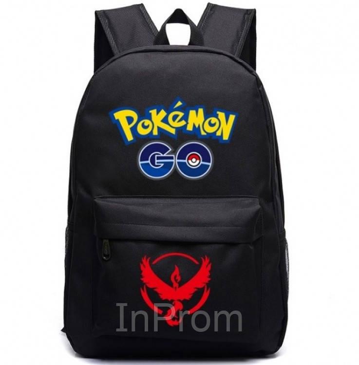 Рюкзак Pokemon Go Red